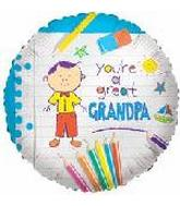 "18"" You&#39re a Great Grandpa"