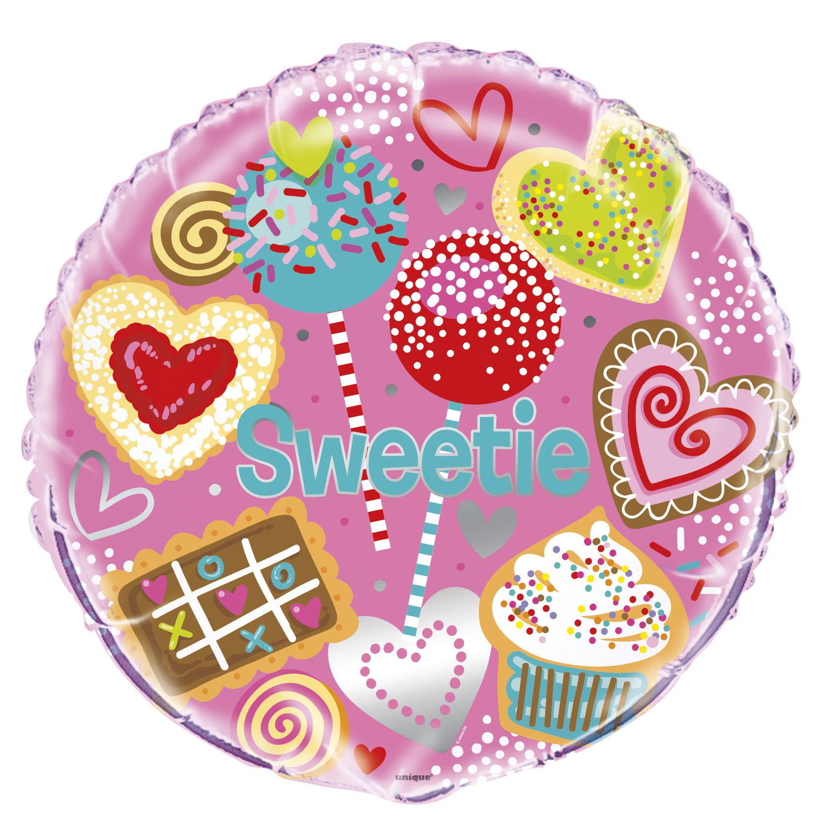 "18"" Sweetie Balloon"
