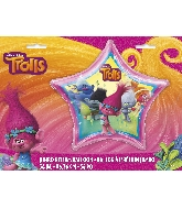 "34"" Trolls Giant Shaped Foil Balloon"