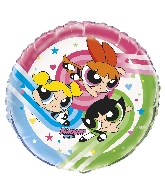 "18"" Foil Balloon - Powerpuff Girls"