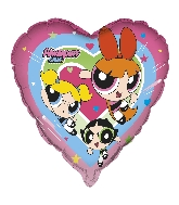 "29"" Powerpuff Girls Giant Shaped Foil Balloon"