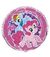 "18"" Packaged My Little Pony Foil Balloon"