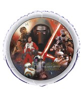 "18"" Packaged Star Wars Balloon"
