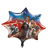 "28"" Star War Giant Balloon-Packaged"