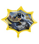 "28"" Giant Batman Foil Balloon"