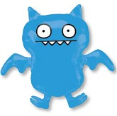 "29"" Ugly Dolls Ice Bat Jumbo Mylar Balloon"