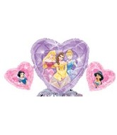 "14"" Airfill Disney Princess Purple"