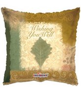 "18"" Wishing You Well Botanical"