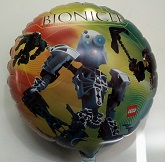 "18"" Bionicle Lego Mylar balloon"