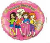 Polly Pocket Balloons