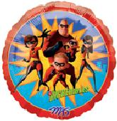 The Incredibles Balloons