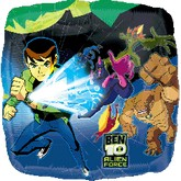 Ben 10 Alien Force Balloons