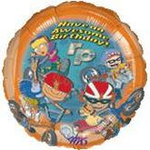 Rocket Power Balloons