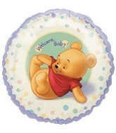 Baby Shower Wholesale Mylar Balloons