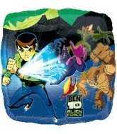 Ben 10 Alien Force Wholesale Mylar Balloons