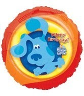 Blues Clues Wholesale Foil Balloons