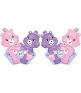 Care Bears Wholesale Mylar Balloons