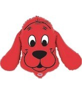 Clifford the Dog Wholesale Mylar Balloons