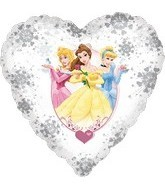 Disney Princess Wholesale Mylar Balloons
