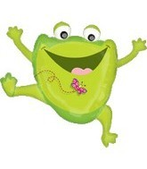 Frogs Balloons Wholesale Foil Balloons