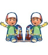 Handy Manny Wholesale Foil Balloons