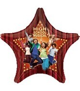 High School Musical Wholesale Mylar Balloons