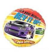 Hot Wheels Wholesale Foil Balloons