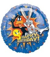 Looney Tunes Wholesale Mylar Balloons