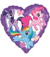 My Little Pony Wholesale Foil Balloons