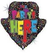 Party Wholesale Mylar Balloons