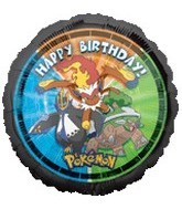 Pokemon Wholesale Mylar Balloons