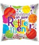 Retirement Wholesale Foil Balloons