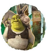 Shrek Wholesale Foil Balloons
