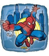 Spiderman Wholesale Mylar Balloons