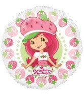 Strawberry Shortcake Wholesale Mylar Balloons