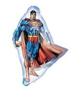 Superman Wholesale Mylar Balloons