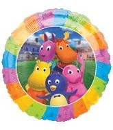 The Backyardigans Wholesale Mylar Balloons