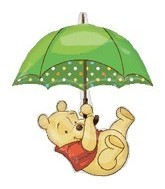 Winnie The Pooh Wholesale Mylar Balloons