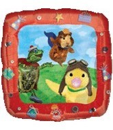Wonder Pets Wholesale Foil Balloons