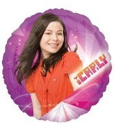 iCarly Wholesale Foil Balloons