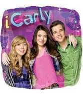 iCarly Wholesale Mylar Balloons