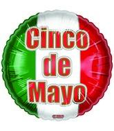 Cinco De Mayo Mylar Balloon