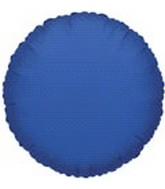 "18"" Royal Blue Circle"