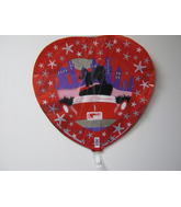 "18"" Couple Love Balloon"
