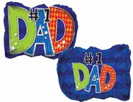 "20"" Balloon Dad Lettering"