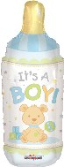 "28"" Jumbo Baby It&#39s a Boy Bear Bottle"