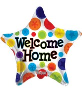 "18"" welcome Home Star"