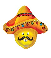 "36"" Senor Smiley Sombrero"