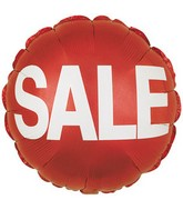 "18"" Sale Balloon"