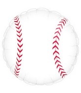 "17"" Baseball Packaged"